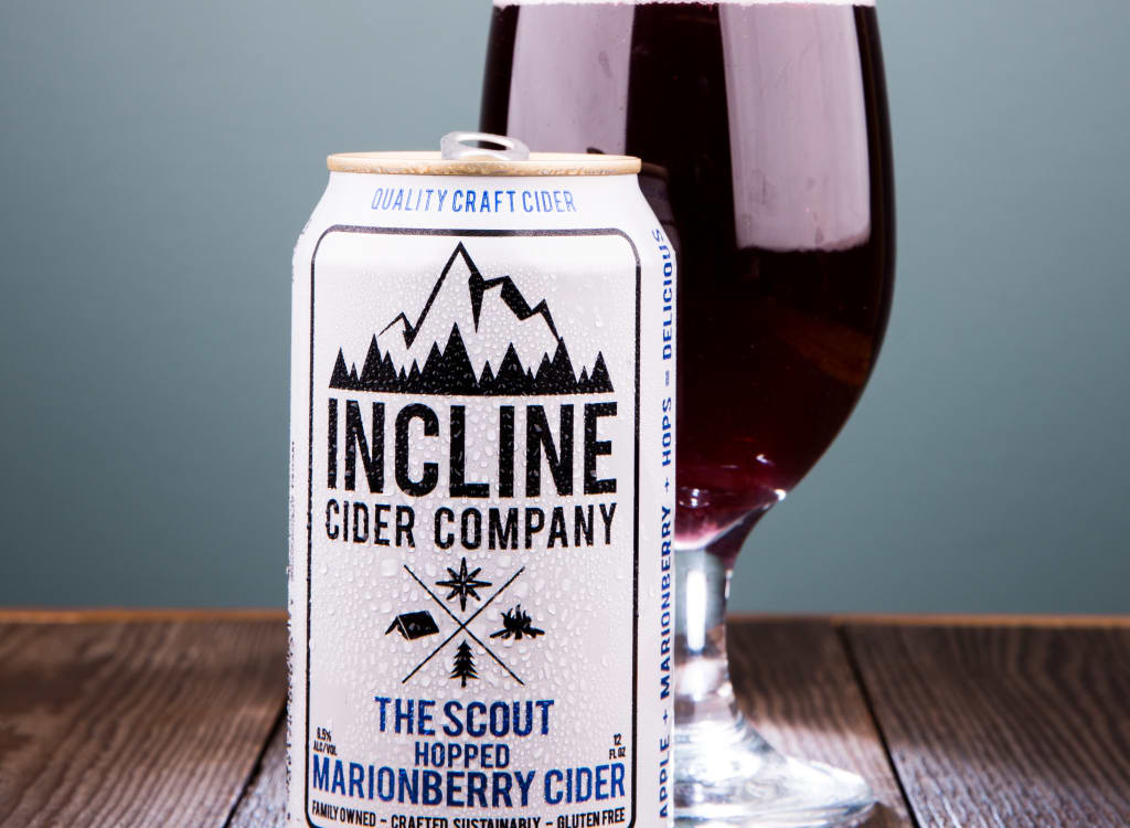 inclineCiderCompany_theScoutHoppedMarionberryCider