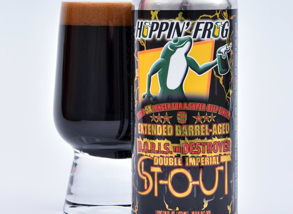 hoppin'FrogBrewery_extendedBarrel-AgedD.O.R.I.S.TheDestroyer