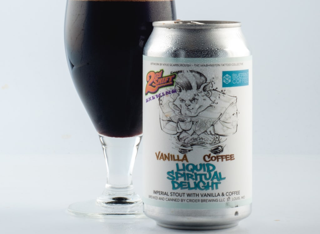 2ndShiftBrewing_liquidSpiritualDelight(LSD)W::Vanillaandcoffee
