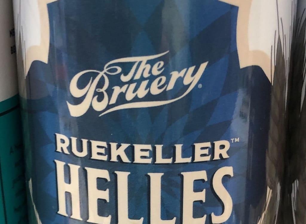 theBruery_ruekeller:Helles