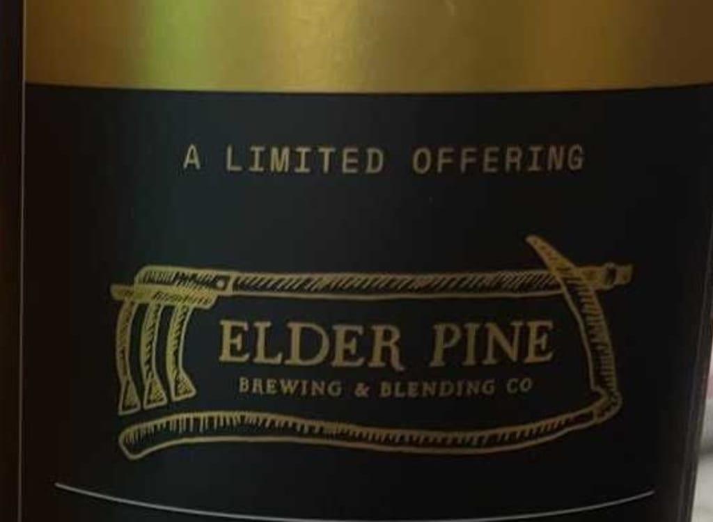 elderPineBrewing&Blending_doubleArrows