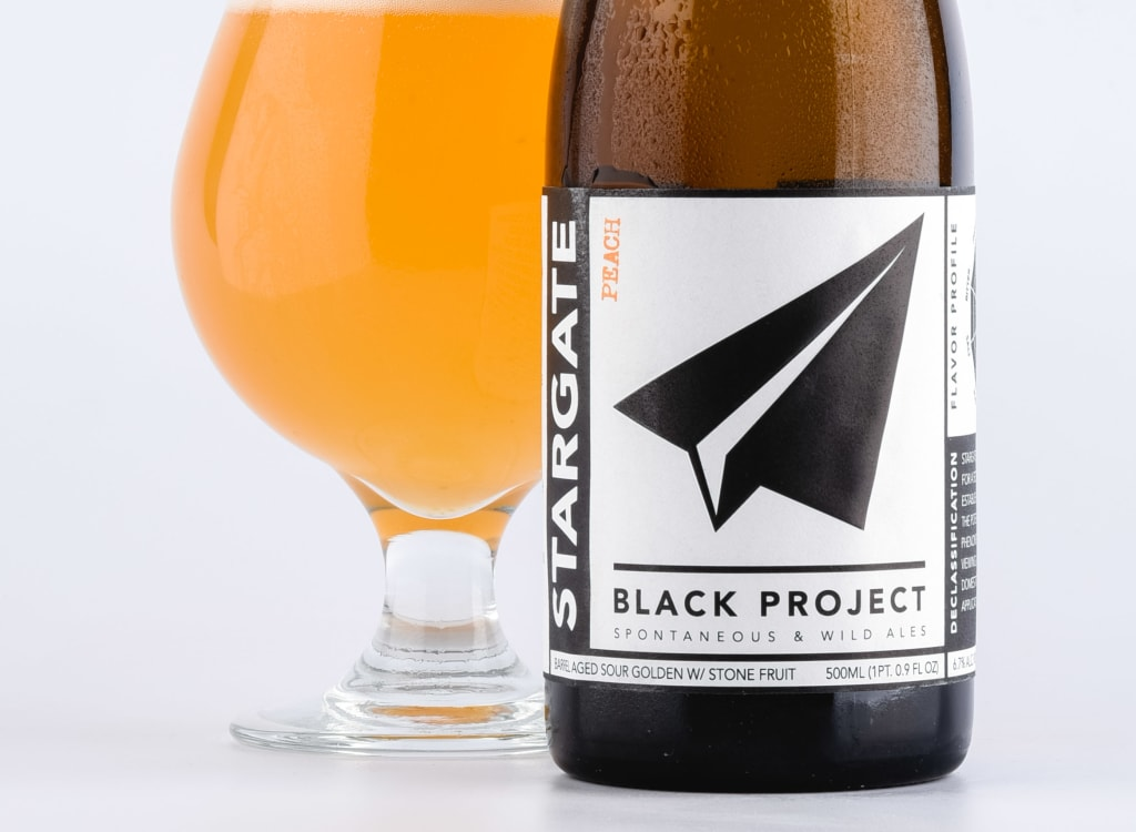 blackProjectSpontaneous&WildAles_sTARGATE:Peach-2019