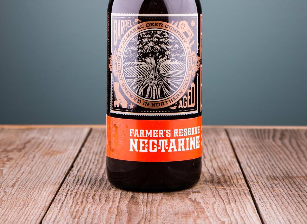 almanacBeerCompany_farmer'sReserve:Nectarine