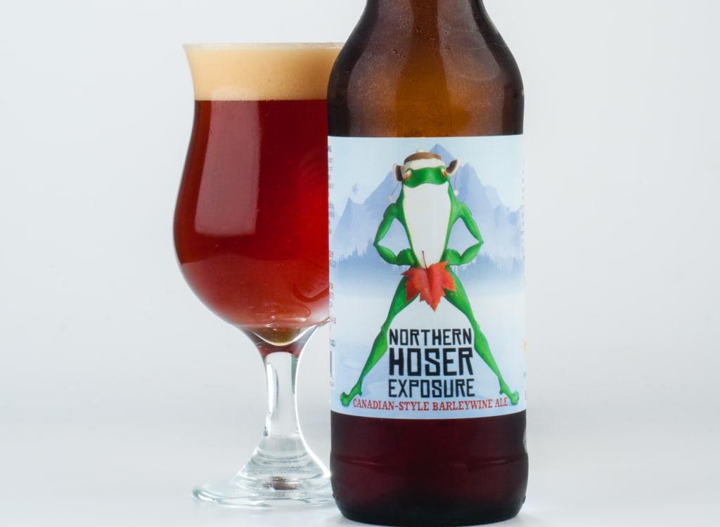 hoppin'FrogBrewery_northernHoserExposureCanadian-styleBarelywineAle
