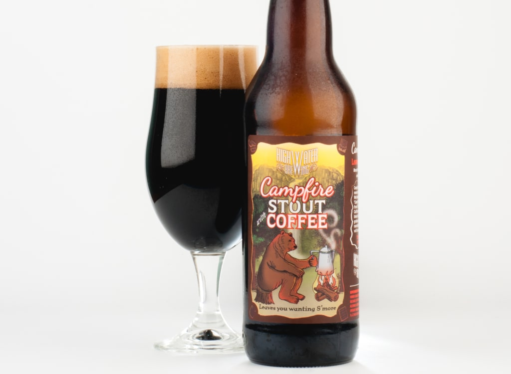 highWaterBrewingCompany_2018CampfireStoutw::Coffee