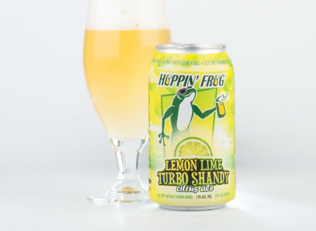 hoppin'FrogBrewery_lemonLimeTurboShandyCitrusAle