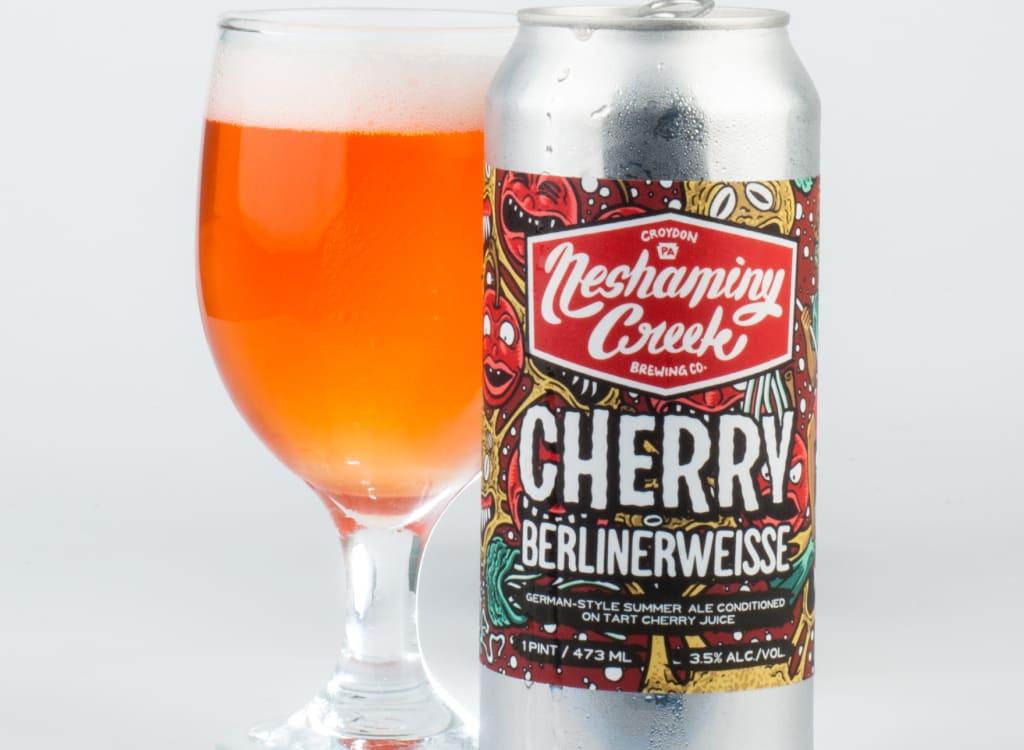 neshaminyCreekBrewing_cherryBerlinerweisse