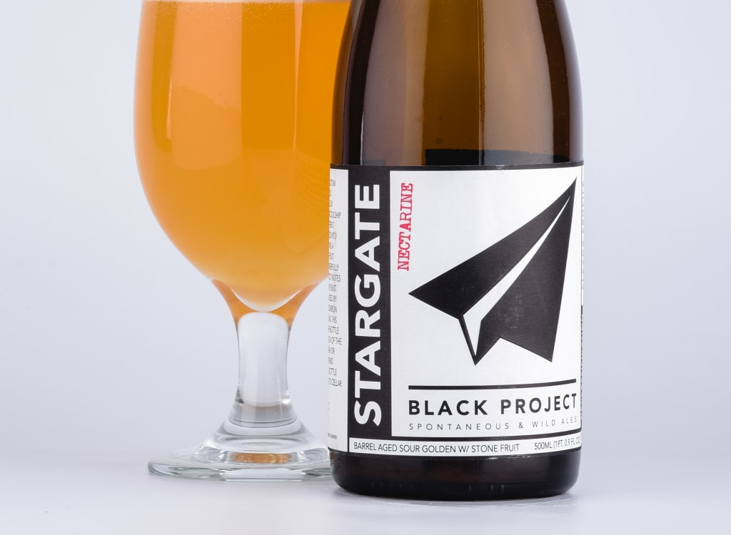 blackProjectSpontaneous&WildAles_sTARGATE:Nectarine-2019