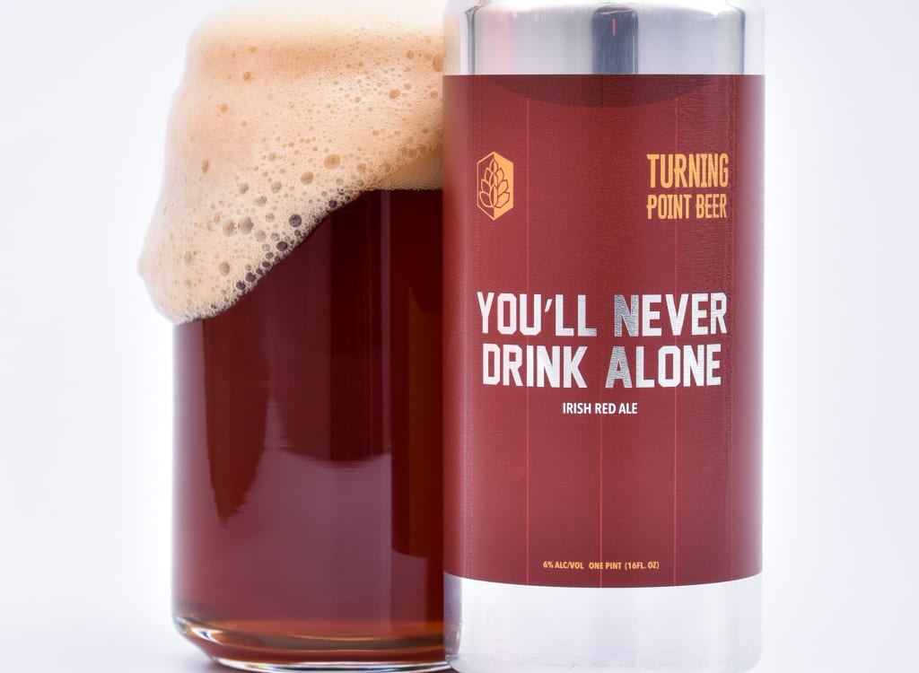 turningPointBeer_you'llNeverDrinkAlone