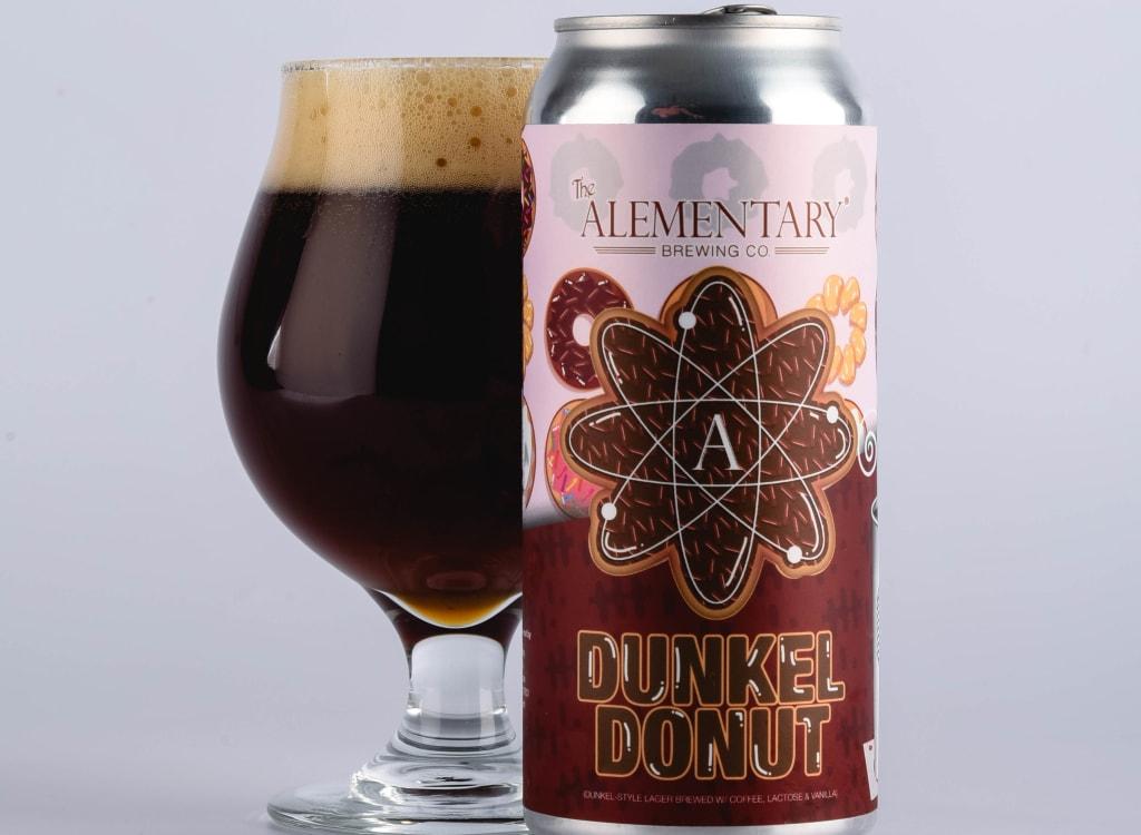 alementaryBrewingCompany_dunkelDonut