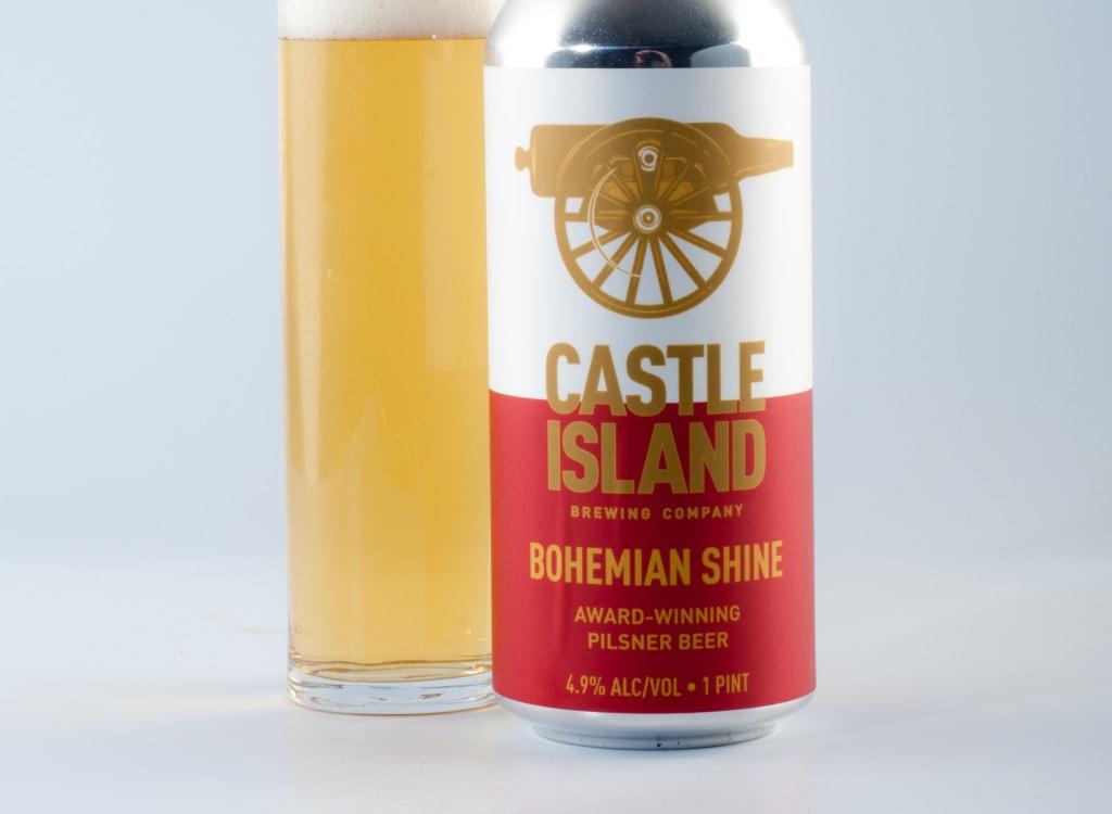 castleIslandBrewingCompany_bohemianShine
