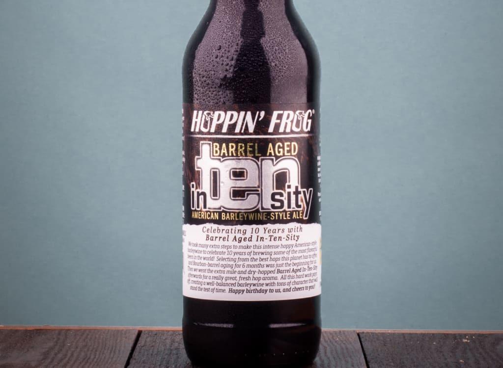 hoppin'FrogBrewery_barrel-AgedIn-TEN-sity