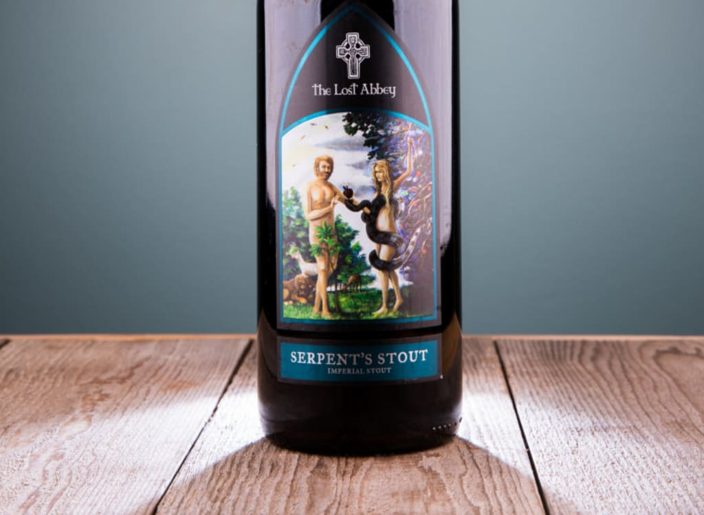 theLostAbbey_serpent'sStout