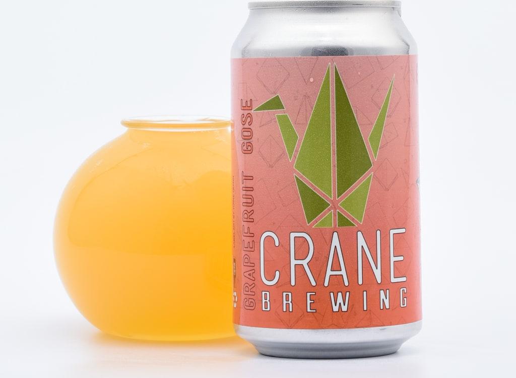 craneBrewingCompany_grapefruitGose