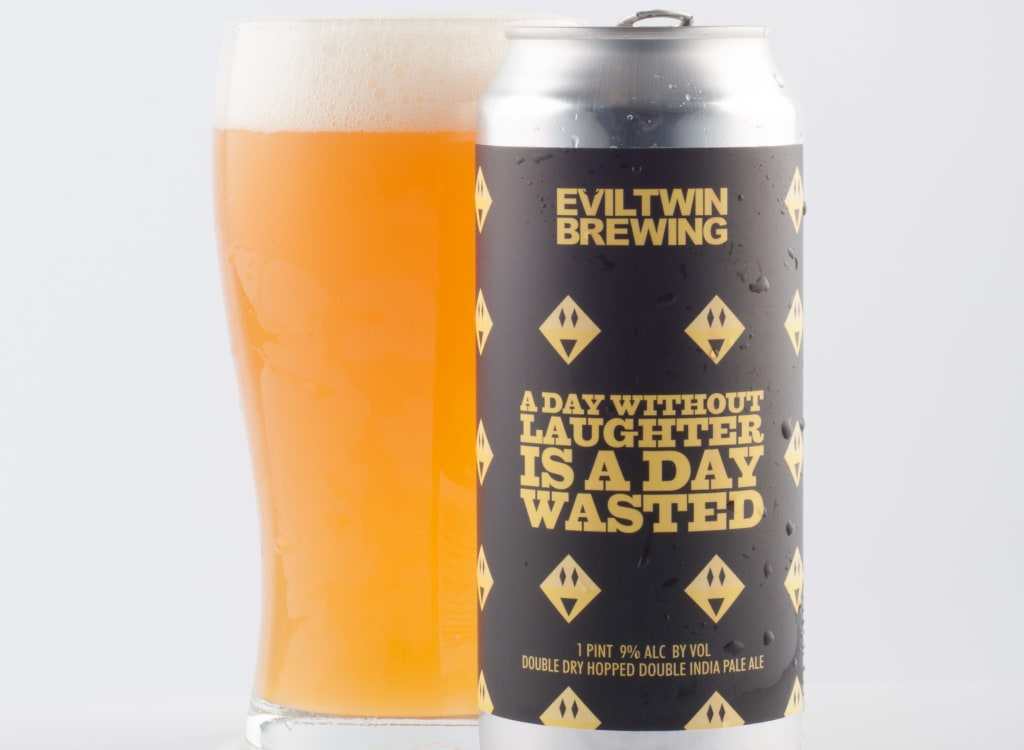 evilTwinBrewing_aDayWithoutLaughterIsADayWasted