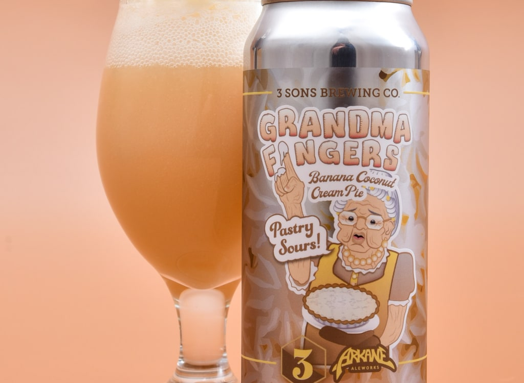 3SonsBrewing_*GrandmaFingers:BananaCoconutCreamPie