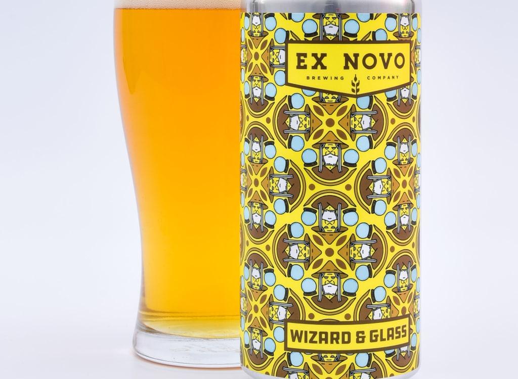 exNovoBrewing_wizard&Glass