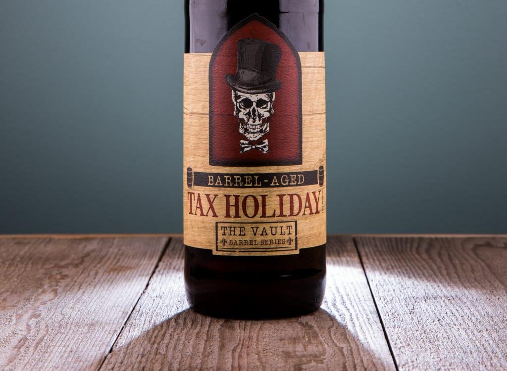 taxmanBrewingCompany_theVault:BourbonBarrelAgedTaxHoliday