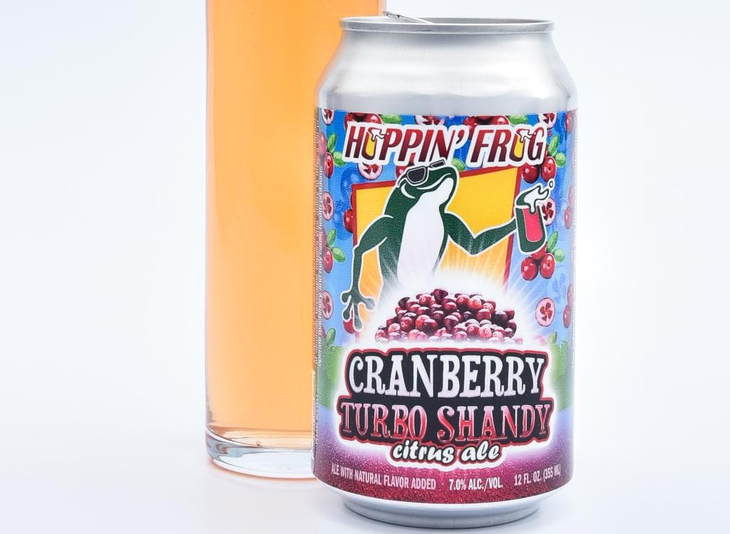 hoppin'FrogBrewery_cranberryTurboShandyCitrusAle