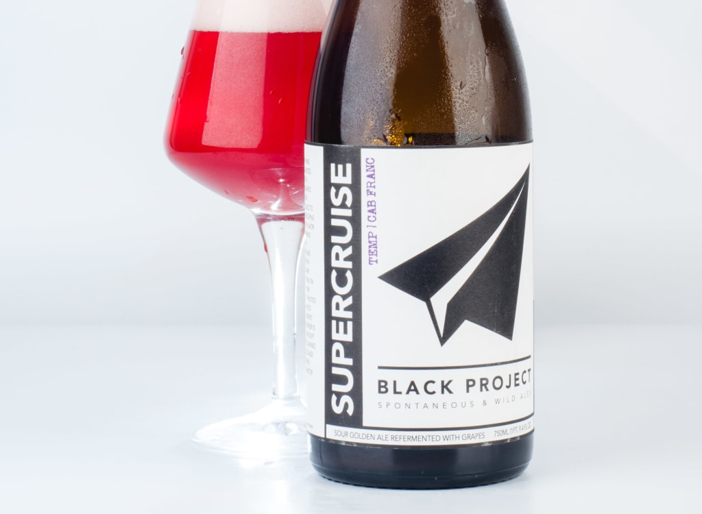 blackProjectSpontaneous&WildAles_sUPERCRUISE:TempCabFranc