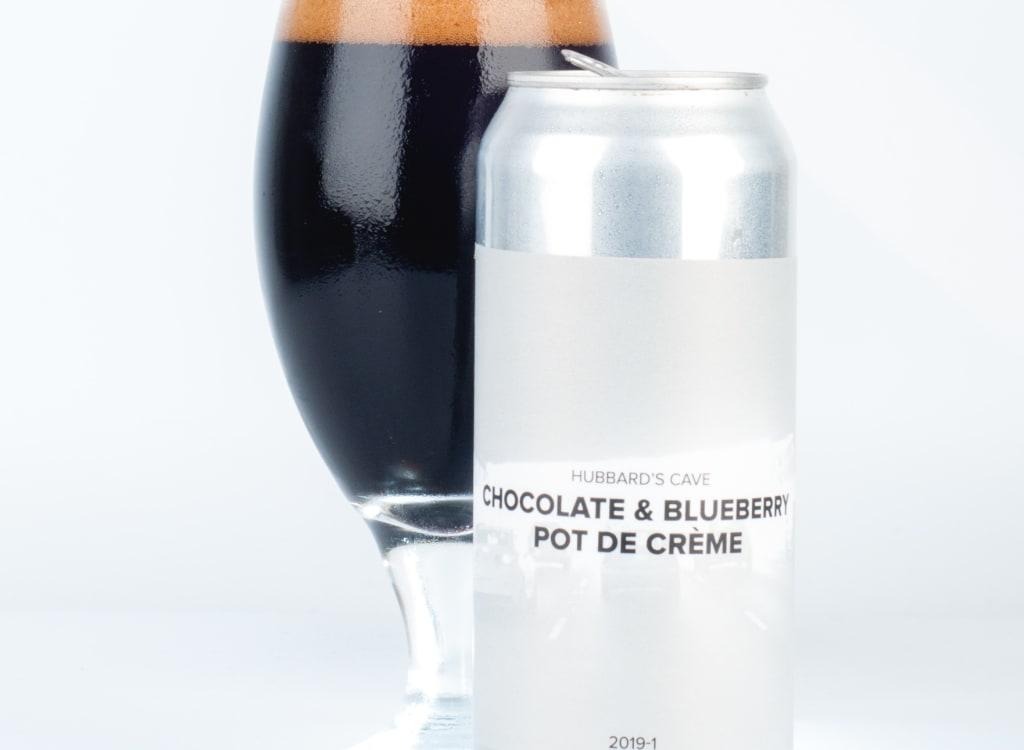 hubbard'sCave_chocolate&BlueberryPotDeCrème