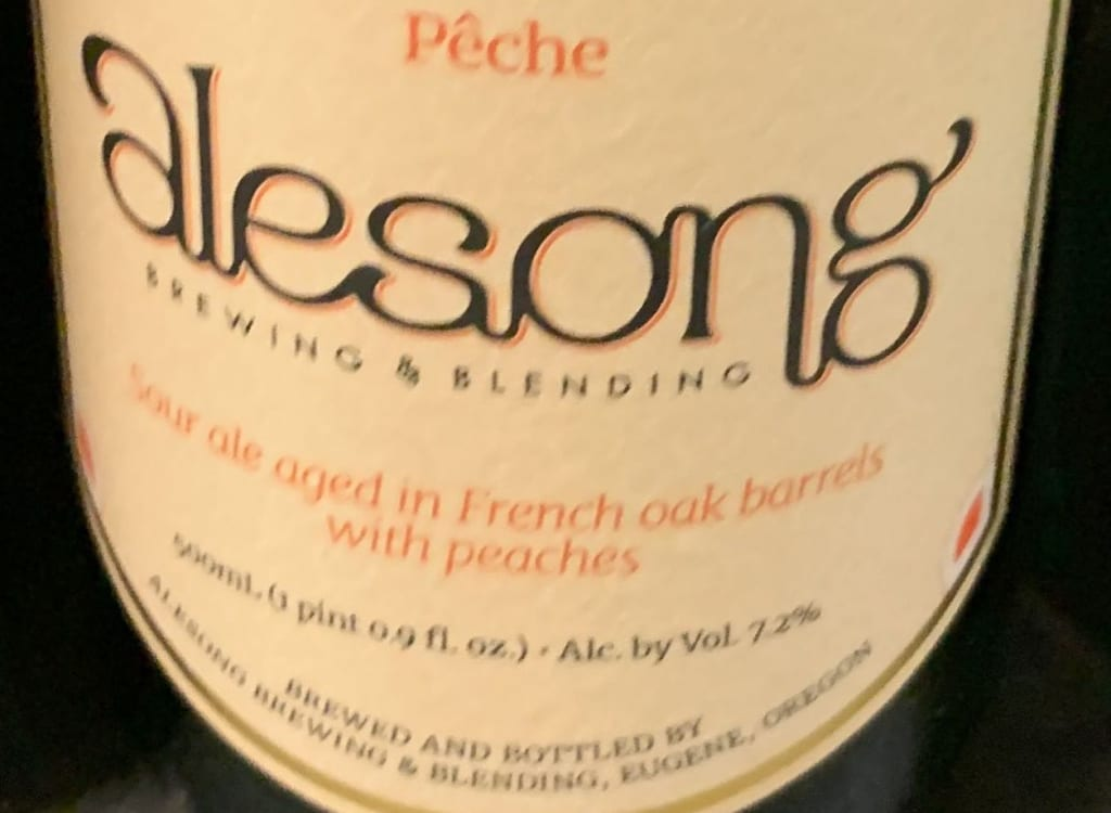 alesongBrewing&Blending_pêche