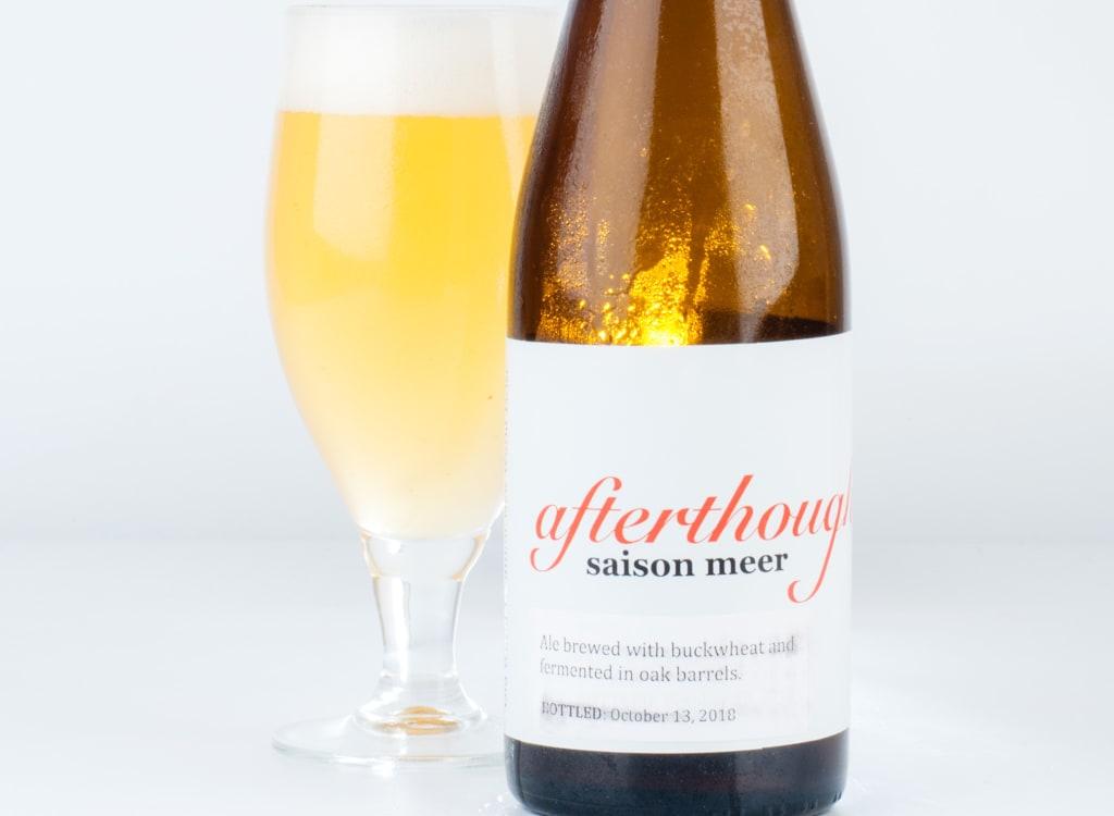 afterthoughtBrewingCompany_saisonMeer:ChardonnayBarrel&Buckwheat