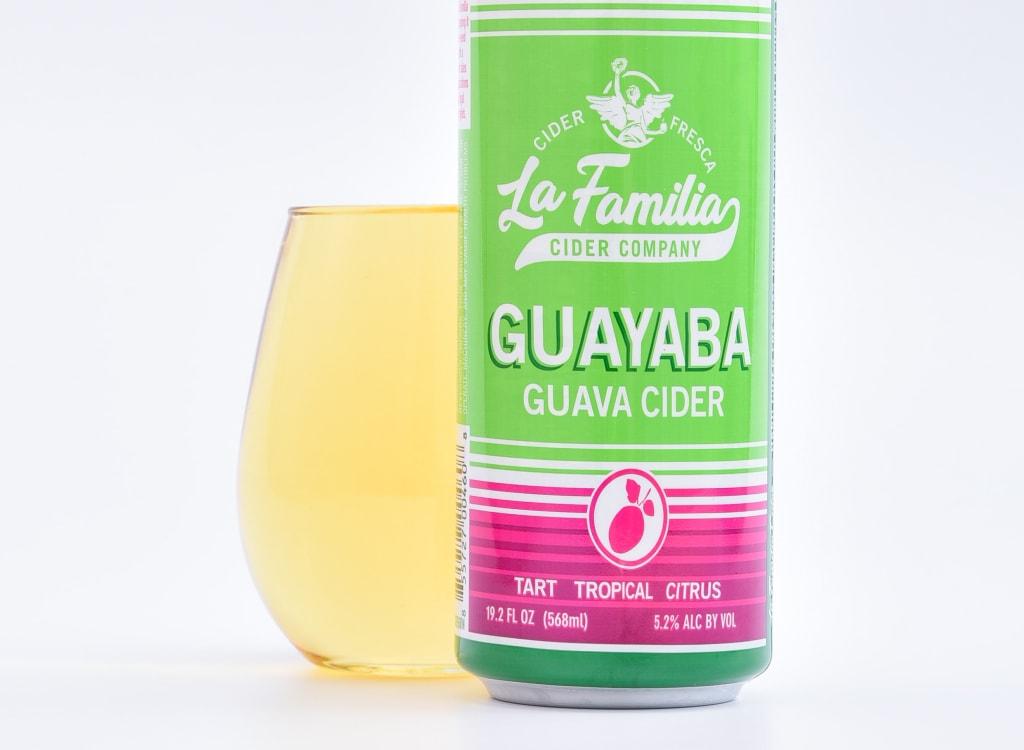 laFamiliaCider_guava