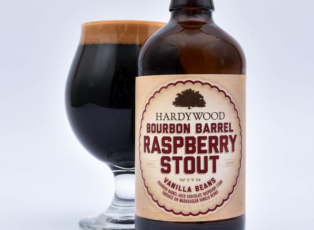 hardywoodParkCraftBrewery_bourbonBarrelRaspberryStoutwithVanillaBeans(2021)