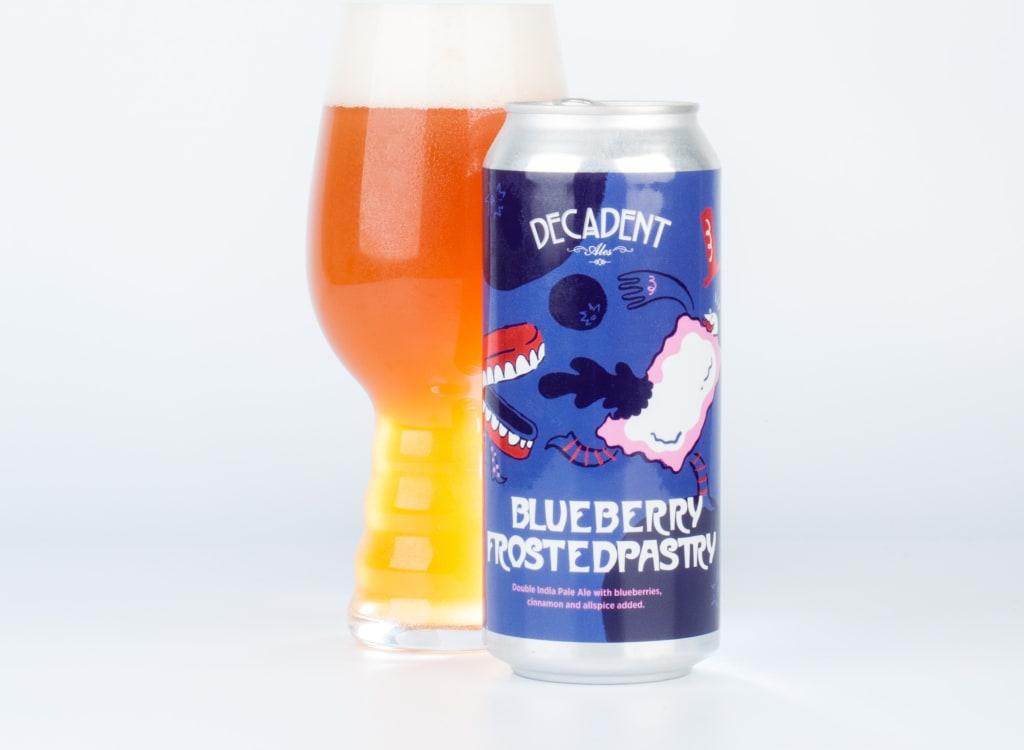 decadentAles_blueberryFrostedPastry