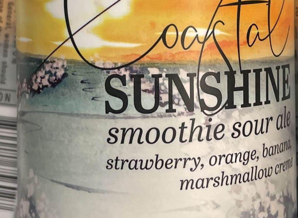 humbleForagerBrewery_coastalSunshineV13:Strawberry,Orange,Banana,MarshmallowCreme