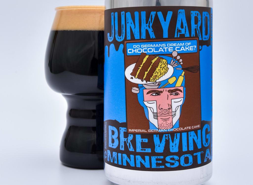 junkyardBrewingCompany_doGermansDreamofChocolateCake?