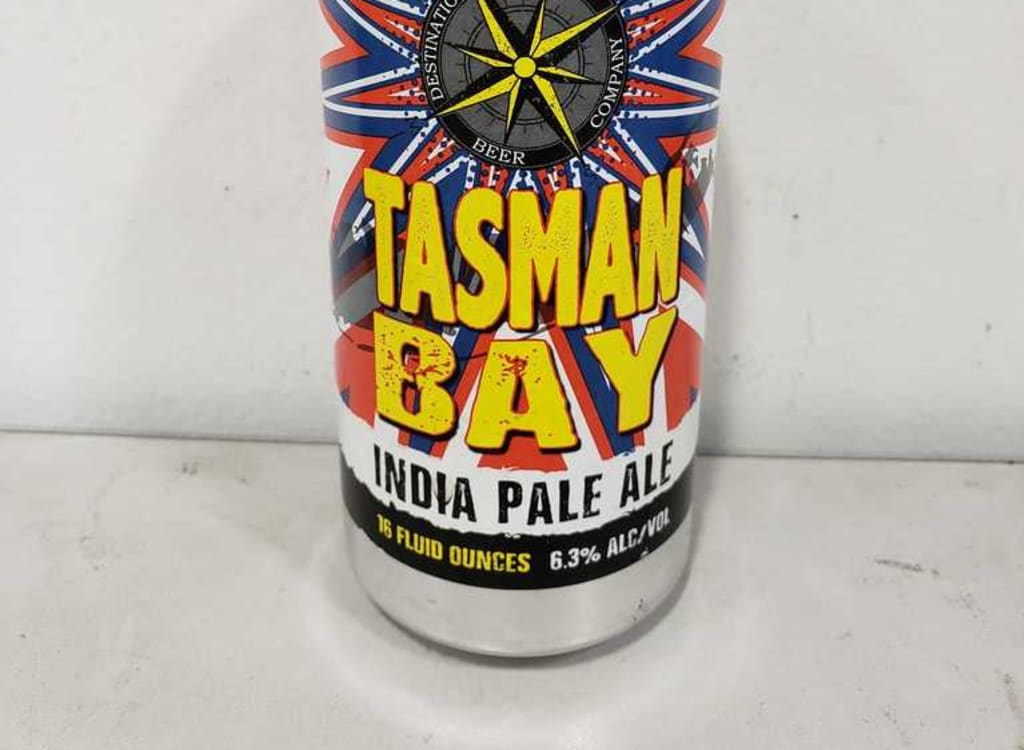 destinationUnknownBeerCompany_tasmanBay