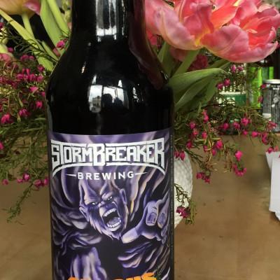 StormBreaker Brewing - Opacus Oatmeal Stout