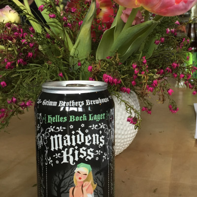 Grimm Brothers Brewhouse - Maiden's Kiss
