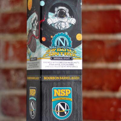 Ninkasi - Bourbon Barrel Aged Ground Control
