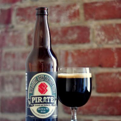 Santiam Brewing - Pirate Stout