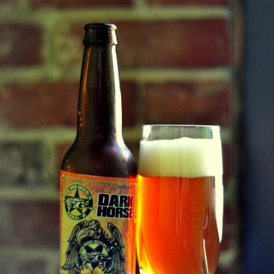 Dark Horse Brewing Company - Rain in Blood Orange Pale Ale