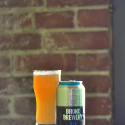 Bronx Brewery  - Rye Pale Ale