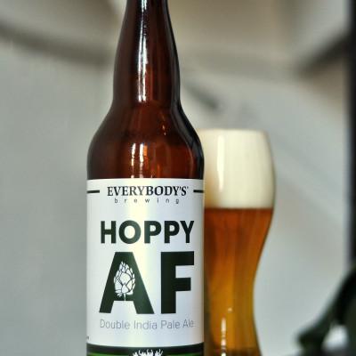Everybody's Brewing - Hoppy AF IPA
