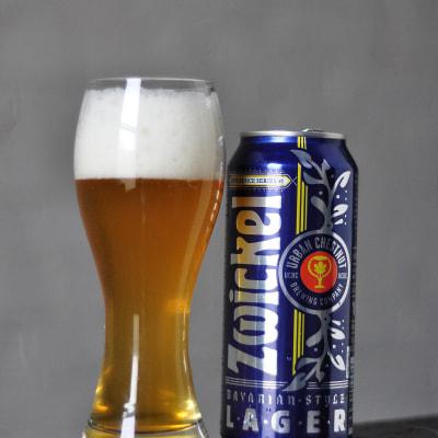 Urban Chestnut Brewing Company - Zwickel Lager