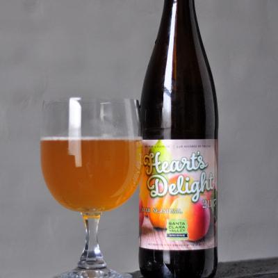Santa Clara Valley Brewing  - Heart's Delight (2015)