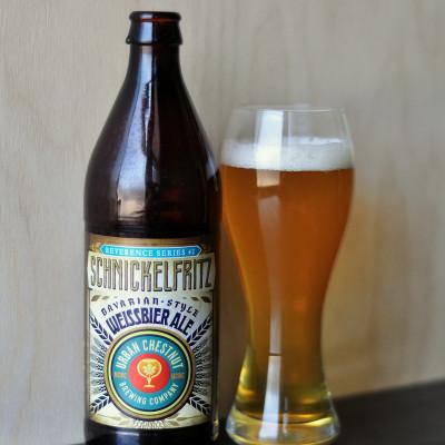Urban Chestnut Brewing Company - Schnickelfritz