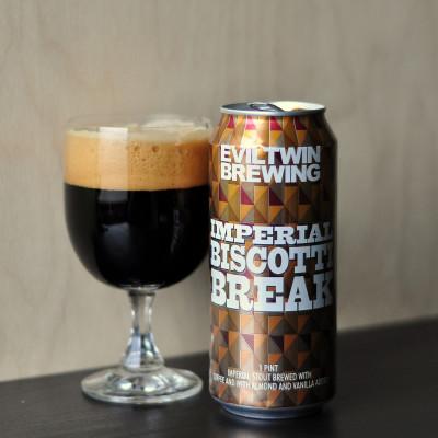 Evil Twin - Imperial Biscotti Break (cans)