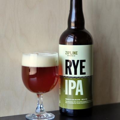 Zipline Brewing Co - Rye IPA