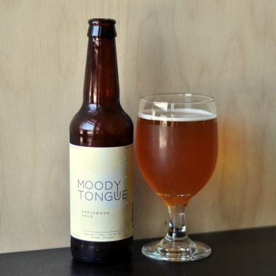 Moody Tongue - Applewood Gold