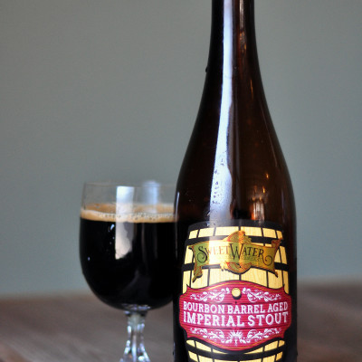 Sweetwater Brewing Company - Bourbon Barrel Aged Imperial Stout