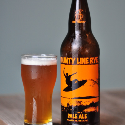 Surf Brewery  - County Line Rye Pale Ale