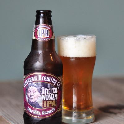 Tyranena Brewing Company - Bitter Woman IPA