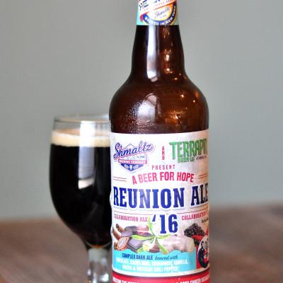 Shmaltz Brewing Company - Reunion Ale '16